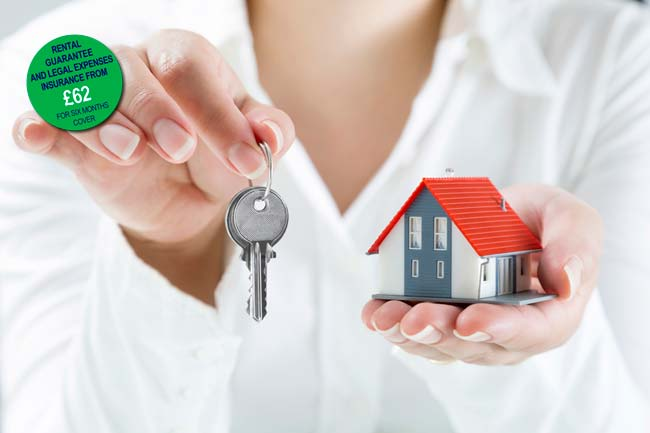 image of woman holding house keys in one hand and rental property in the other for Brighton properties.